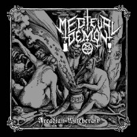 Medieval Demon - Arcadian Witchcraft