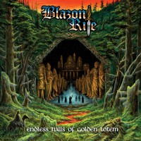 Blazon Rite - Endless Halls Of Golden Totem