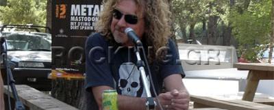 Συνέντευξη Τύπου: Robert Plant
