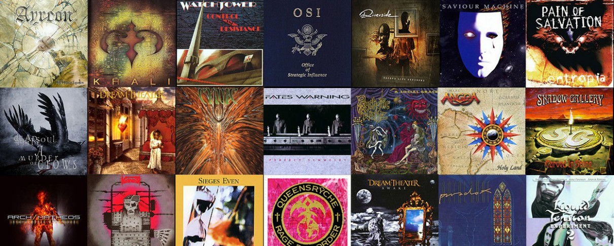 The Absolute Guide To Progressive Metal