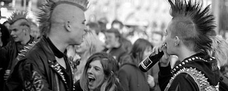 Ανασκόπηση 2012: Punk / Hardcore / Grind