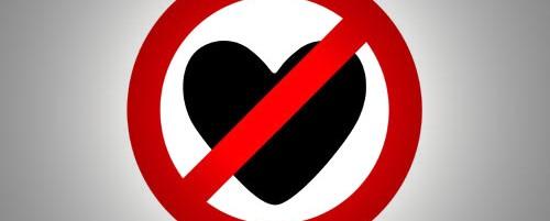 «10»: Love is for suckers:  Όχι στον Άγιο Βαλεντίνο
