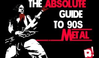 100+10: Τα Metal Album της Δεκαετίας του '90