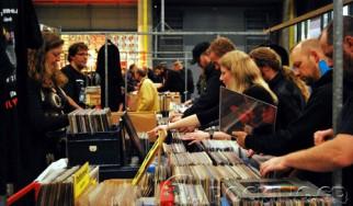 Mega Record & CD Fair στην Ουτρέχτη