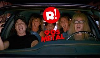 Οι Έλληνες ψήφισαν τα καλύτερα metal άλμπουμ για τα '90s
