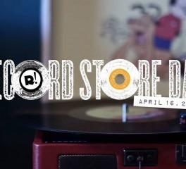 Το Rocking στην Record Store Day