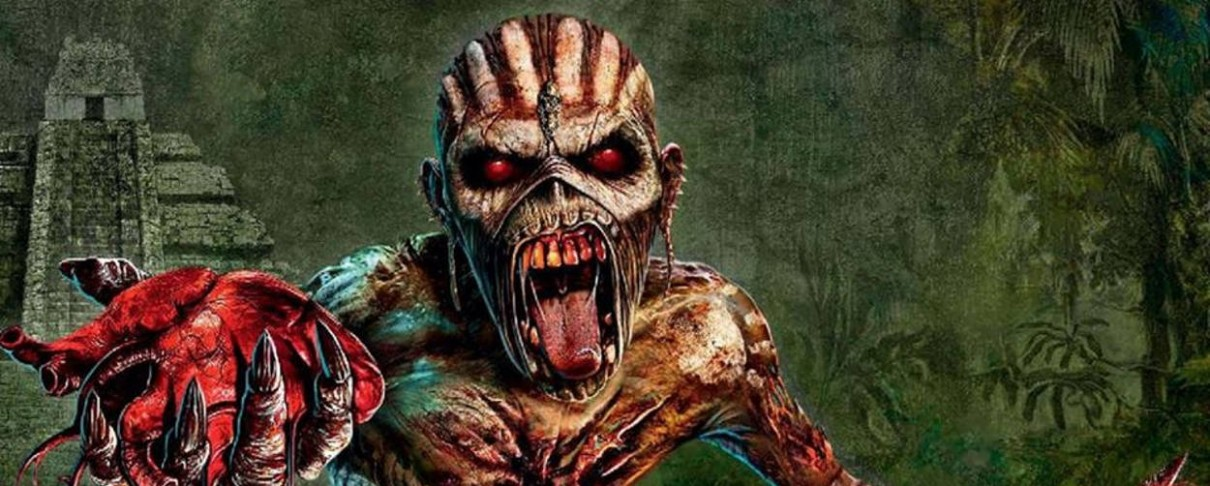 Τα πάντα για τους Iron Maiden