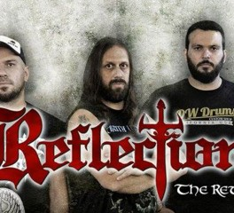 "Reflection - ""Bleed Babylon Bleed"": Προακρόαση"