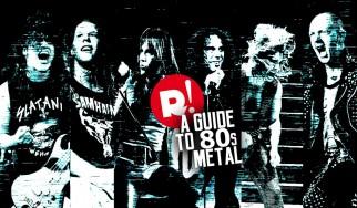 100+1: Τα Metal Άλμπουμ της Δεκαετίας του '80