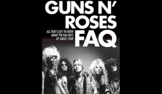 [Βιβλίο]: Guns N' Roses FAQ (Backbeat Books)