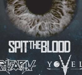 «10»: Οι δίσκοι - επιρροές των Spit The Blood, Risabov και Yovel
