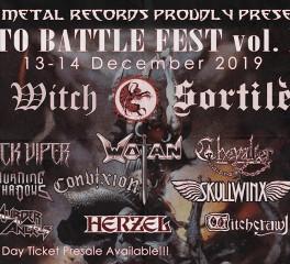 «10»: Τα άλμπουμ που πρέπει να ακούσεις πριν το Into Battle Festival