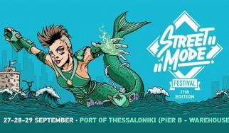 «10»: Ξένα ονόματα του Street Mode Festival που εμφανίζονται για πρώτη φορά στη Θεσσαλονίκη