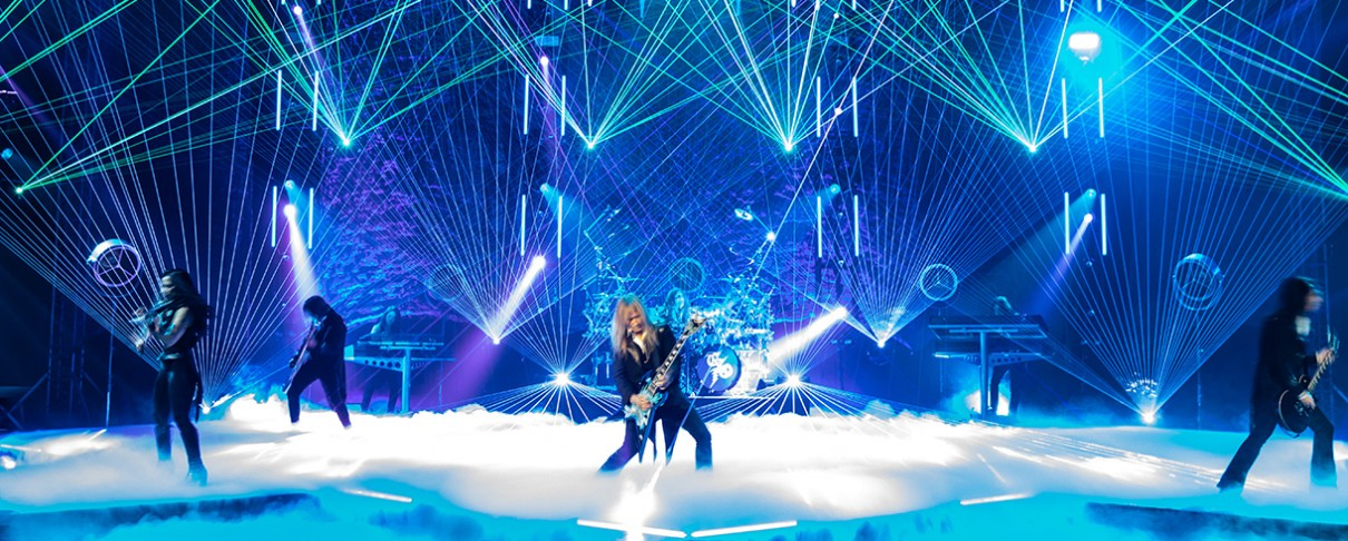 """Trans-Siberian Orchestra - """"Christmas Eve And Other Stories"""" Live Streaming Event"""