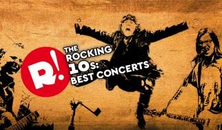 The Rocking '10s: Οι συναυλίες της δεκαετίας στη χώρα μας