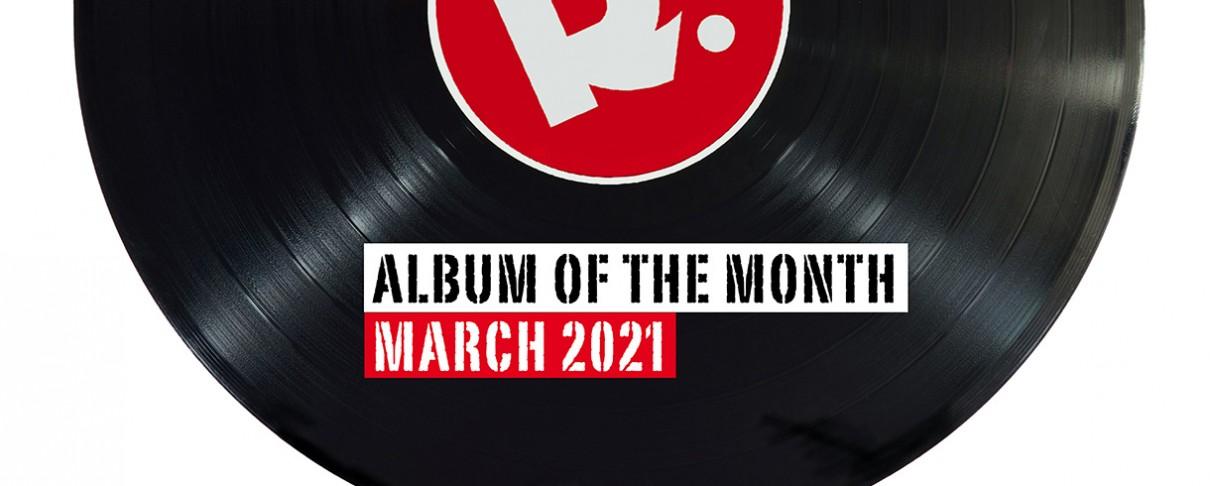 Μάρτιος 2021: Το άλμπουμ του μήνα