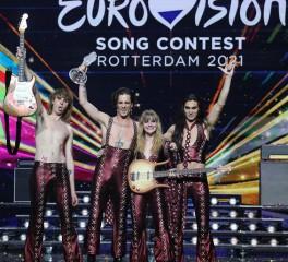 Ποιοι είναι οι Maneskin, οι νικητές της Eurovision 2021