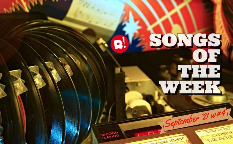Τα τραγούδια της εβδομάδας (24/09/21)