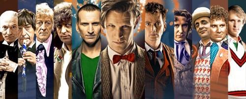 «7»: Τα καλύτερα του Doctor Who