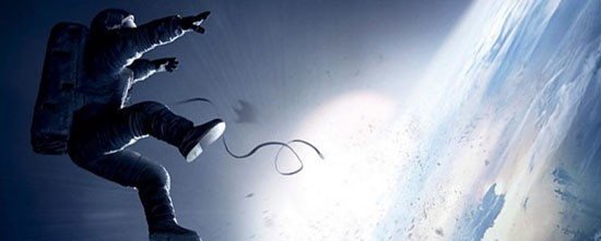 Η κινηματογραφική πρόταση της εβδομάδας: Gravity