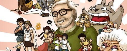 «7»: Ταινίες του Hayao Miyazaki