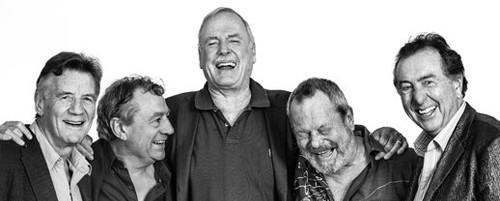 [Θέατρο]: Είδαμε την τελευταία παράσταση των Monty Python
