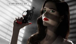 """Το κινηματογραφικό νέο της εβδομάδας: """"Sin City 2"""" με απαγορευμένο poster"""