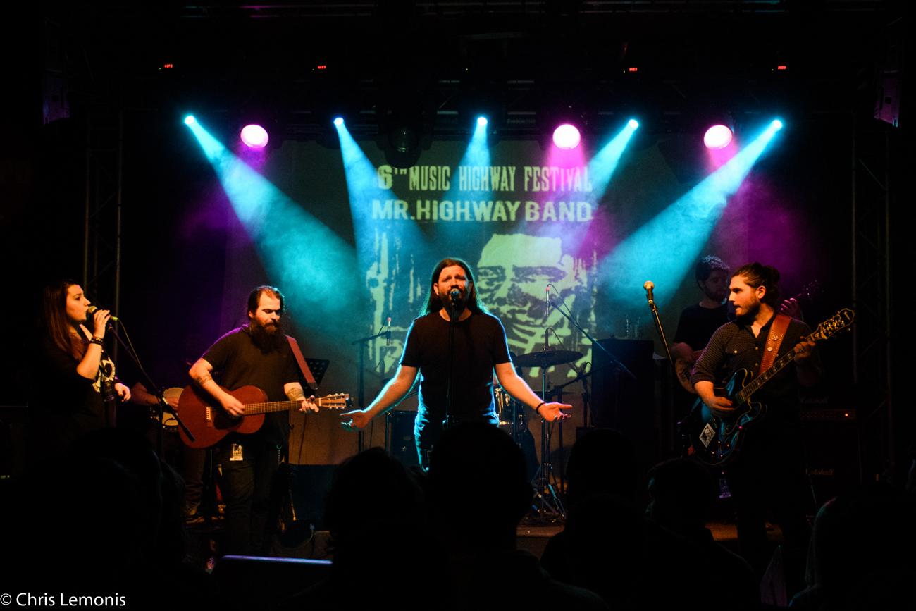 Mr. Highway Band