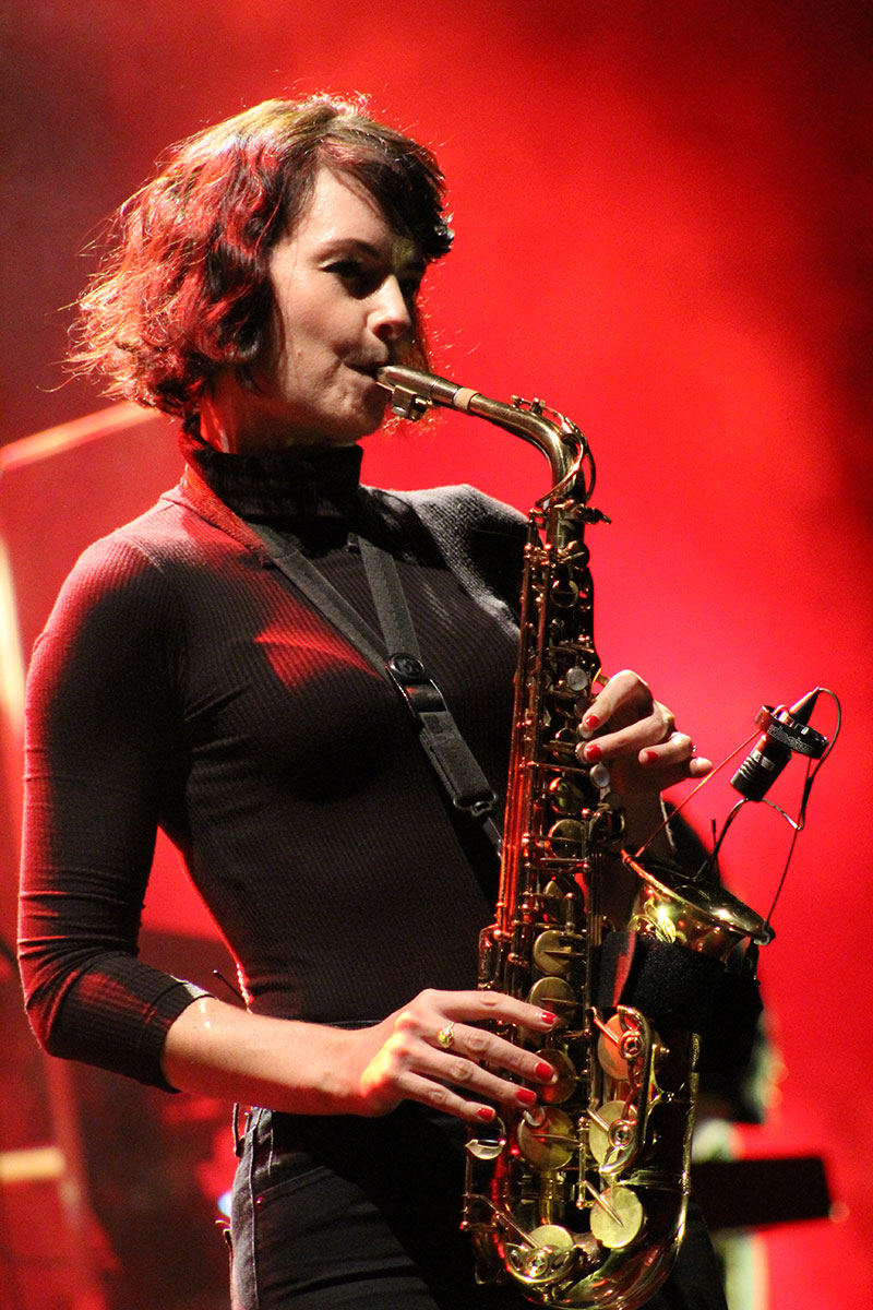 Jorja Chalmers