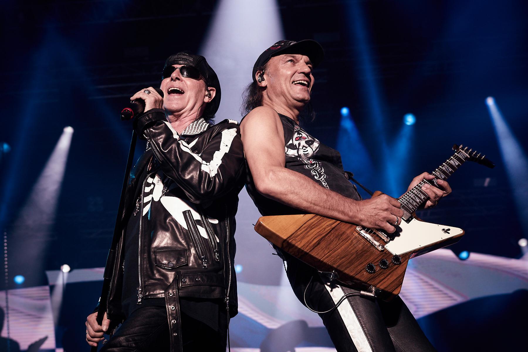 Scorpions & Κρατική Ορχήστρα Αθηνών
