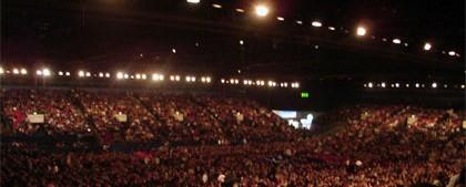 Bob Dylan And His Band @ NEC, Birmingham
