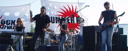 Summer Rock Festival: Ημέρα πρώτη