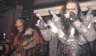 Lordi @ Underworld Club, 16/05/06