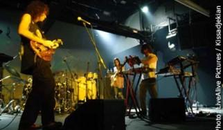 Ozric Tentacles @ Fuzz, 09/12/06