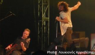 Pearl Jam, Ο.Α.Κ.Α., 30/09/06