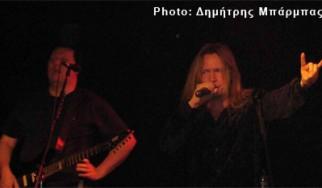 Stratovarius live @ Club 22