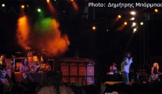 Scorpions, Whitesnake, Godiva στο Στάδιο Καραϊσκάκη, 19/07/06