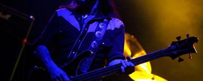 Motorhead live στο Θέατρο Λυκαβηττού, 13/06/07