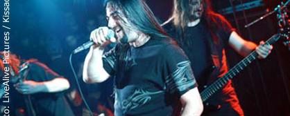 Napalm Death, Onslaught, Inveracity στην Υδρόγειο (Θεσσαλονίκη), 27/01/07