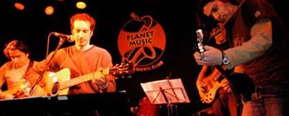 Jeff Martin, Simon Bloom @ Planet Music, 09/03/07