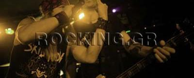 Skid Row, Wild Machine, Livestock @ AN Club, 27/11/07