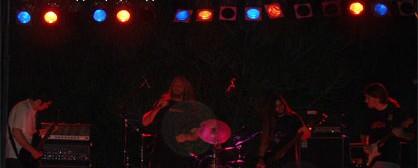 Caterpillar, Utmost Contempt, Atrophic, Suicide Nation live στο Κάστρο Πάτρας, 11/05/07