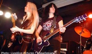 Girlschool, Star Star @ Underworld, 14/01/07