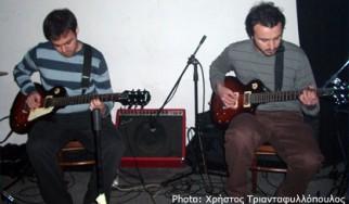 Spinalonga Festival στο Μικρό Μουσικό Θέατρο, 8-9/02/07