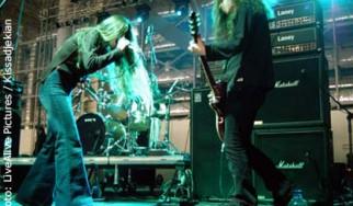 March Metal Day - Wizard's Stage: Tiamat, Battleroar, Epica, Innerwish, Emerald Sun, Inactive Messiah, W.E.B., Crossover, Universe 217