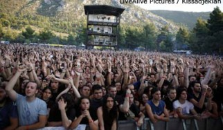 Rockwave Festival 2007: Heaven And Hell, Dream Theater, Iced Earth, Anathema @ Terra Vibe, 01/07/07