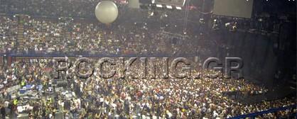 Coldplay @ DatchForum (Μιλάνο, Ιταλία), 30/09/08