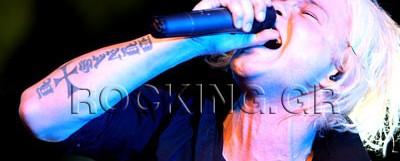 The Rasmus @ Θησείο, 28/10/08