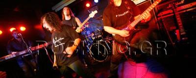 Tokyo Blade, Reflection, Maidenance, Dark Nightmare @ Texas Necropolis, 18/11/08