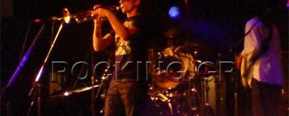 Tony Allen @ Fuzz, 22/11/08